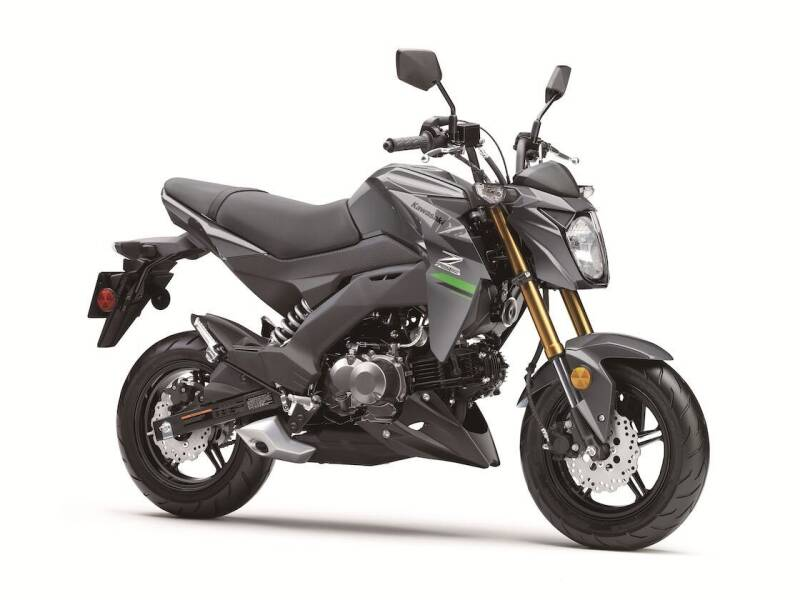 2020 Kawasaki Z125 PRO for sale at Honda West in Dickinson ND