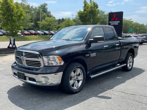 2018 RAM Ram Pickup 1500 for sale at Midstate Auto Group in Auburn MA
