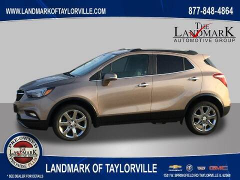 2018 Buick Encore for sale at LANDMARK OF TAYLORVILLE in Taylorville IL