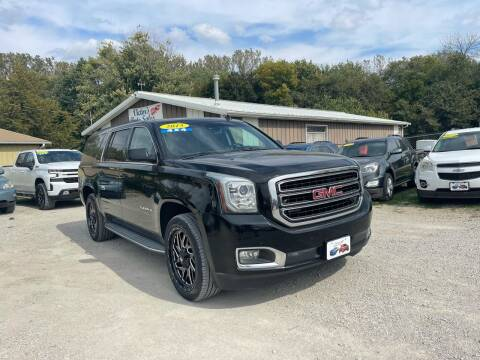 2015 GMC Yukon XL for sale at Victor's Auto Sales Inc. in Indianola IA