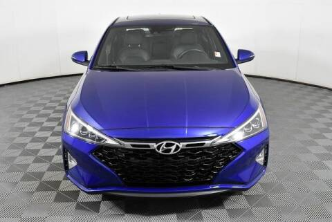 2019 Hyundai Elantra for sale at Southern Auto Solutions-Jim Ellis Hyundai in Marietta GA