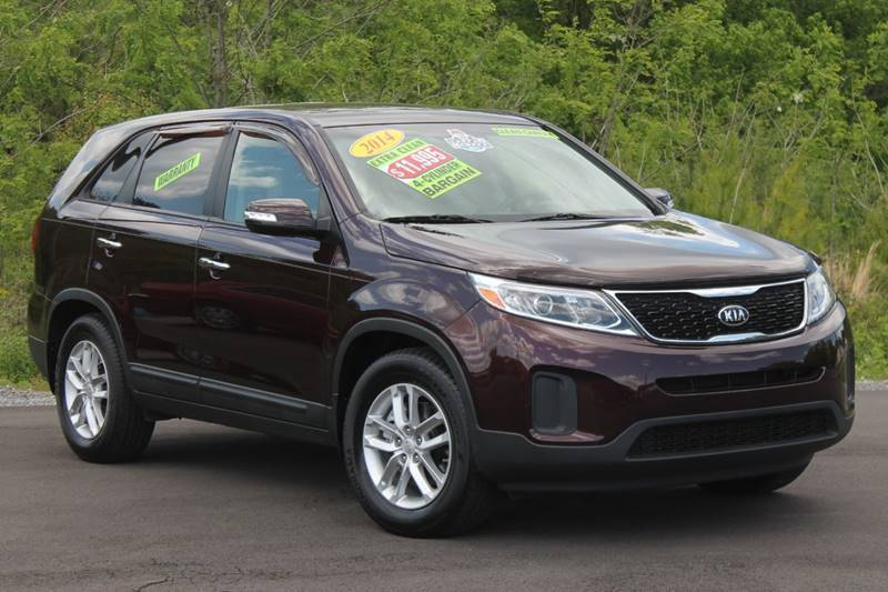 2014 Kia Sorento for sale at McMinn Motors Inc in Athens TN