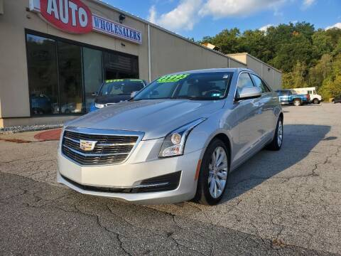 2017 Cadillac ATS for sale at Auto Wholesalers Of Hooksett in Hooksett NH