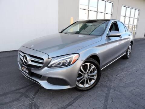 2015 Mercedes-Benz C-Class for sale at PK MOTORS GROUP in Las Vegas NV