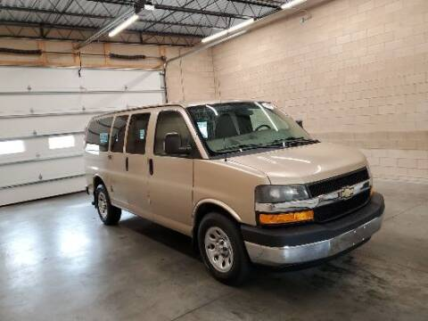 2012 Chevrolet Express Cargo for sale at Adams Auto Group Inc. in Charlotte NC