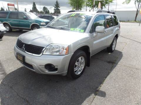 2011 Mitsubishi Endeavor for sale at Gold Key Motors in Centralia WA