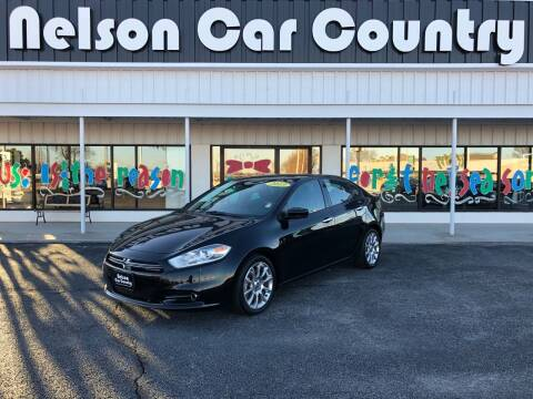 2013 Dodge Dart for sale at Nelson Car Country in Bixby OK