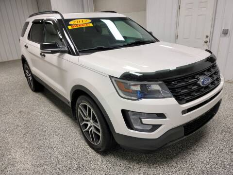 2017 Ford Explorer for sale at LaFleur Auto Sales in North Sioux City SD
