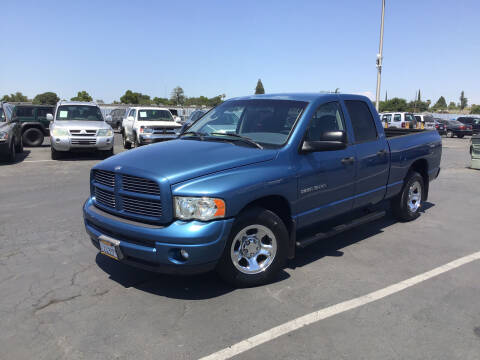2002 Dodge Ram Pickup 1500 for sale at My Three Sons Auto Sales in Sacramento CA