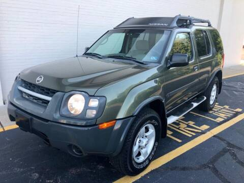 2004 Nissan Xterra for sale at Carland Auto Sales INC. in Portsmouth VA