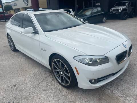 2012 BMW 5 Series for sale at Austin Direct Auto Sales in Austin TX