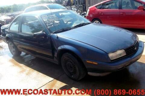 1996 Chevrolet Beretta for sale at East Coast Auto Source Inc. in Bedford VA