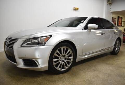 2013 Lexus LS 460 for sale at Thoroughbred Motors in Wellington FL