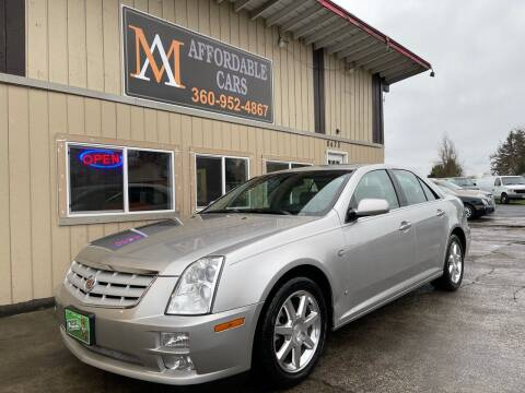 2006 Cadillac STS for sale at M & A Affordable Cars in Vancouver WA