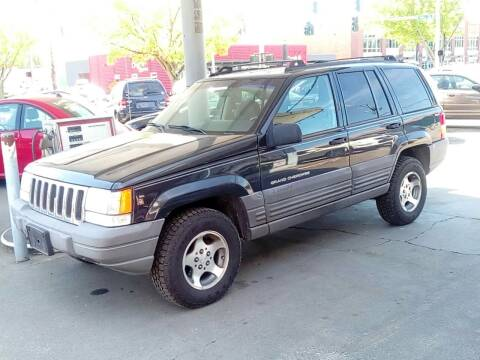 1998 Jeep Grand Cherokee for sale at Payless Car & Truck Sales in Mount Vernon WA