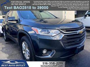 2018 Chevrolet Traverse for sale at Best Auto Outlet in Floral Park NY