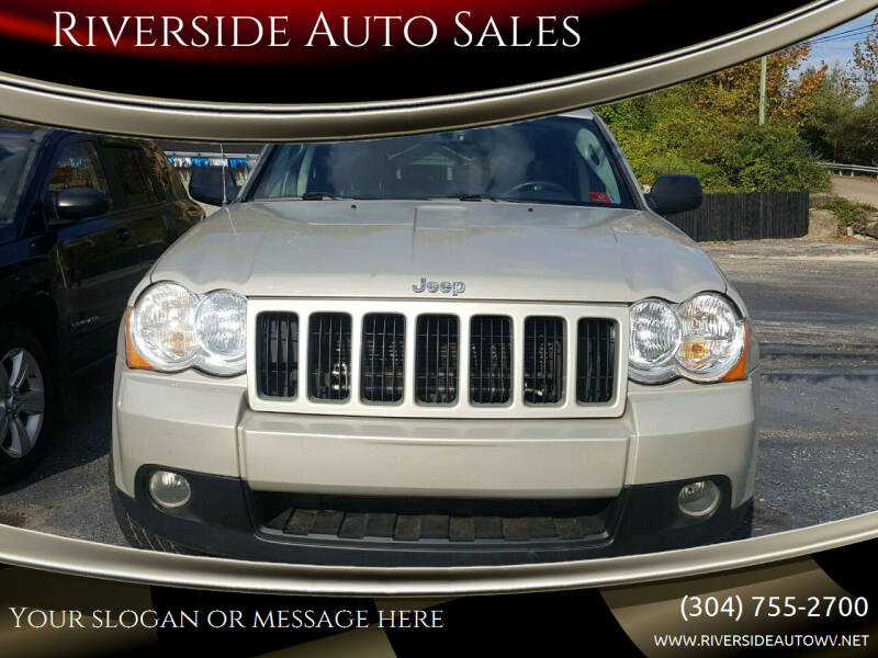 2010 Jeep Grand Cherokee for sale at Riverside Auto Sales in Saint Albans WV