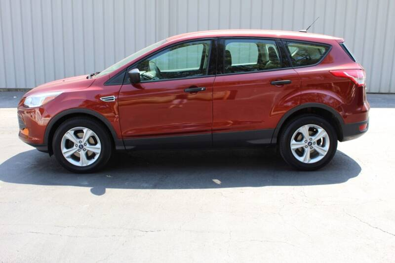 2016 Ford Escape for sale at Lansing Auto Mart in Lansing KS