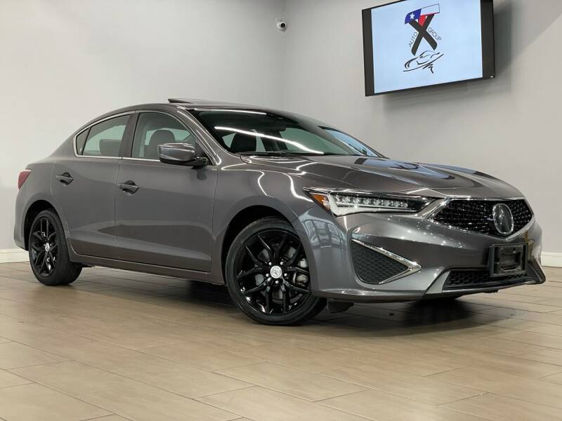 2019 Acura ILX for sale in Houston, TX