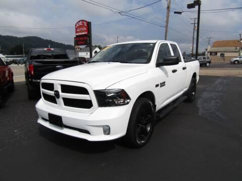 2018 RAM Ram Pickup 1500 for sale at Joe's Preowned Autos 2 in Wellsburg WV