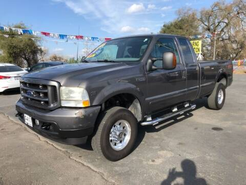 2003 Ford F-250 Super Duty for sale at C J Auto Sales in Riverbank CA