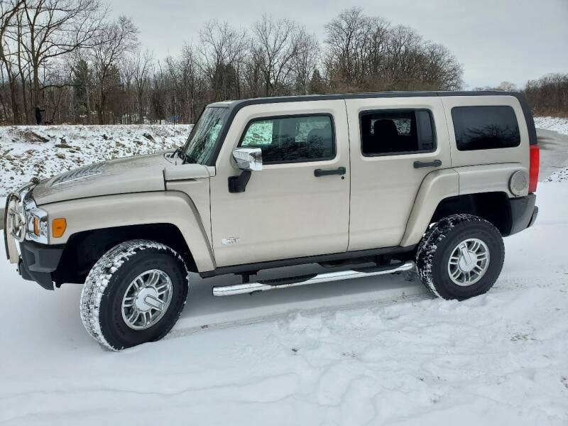 2007 HUMMER H3 for sale at Auto Link Inc in Spencerport NY