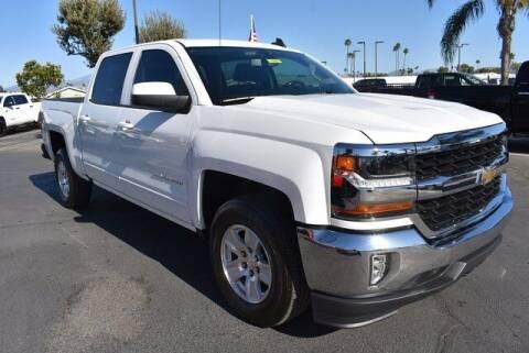2017 Chevrolet Silverado 1500 for sale at DIAMOND VALLEY HONDA in Hemet CA