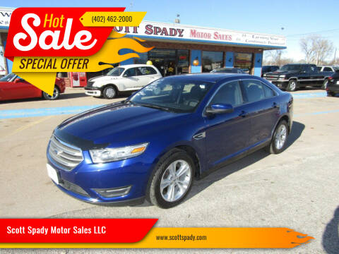 2013 Ford Taurus for sale at Scott Spady Motor Sales LLC in Hastings NE