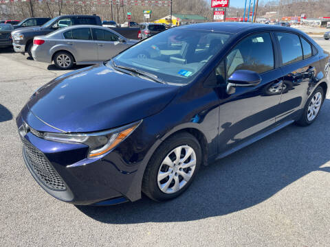 2021 Toyota Corolla for sale at Turner's Inc in Weston WV