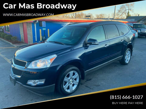 2010 Chevrolet Traverse for sale at Car Mas Broadway in Crest Hill IL