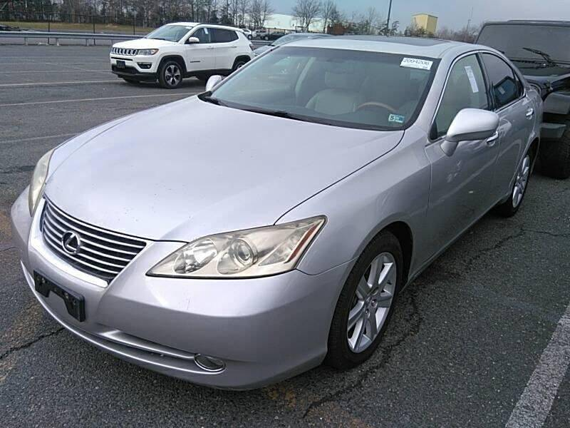 2007 Lexus ES 350 for sale at Angelo's Auto Sales in Lowellville OH