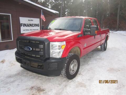 2015 Ford F-350 Super Duty for sale at SUNNYBROOK USED CARS in Menahga MN