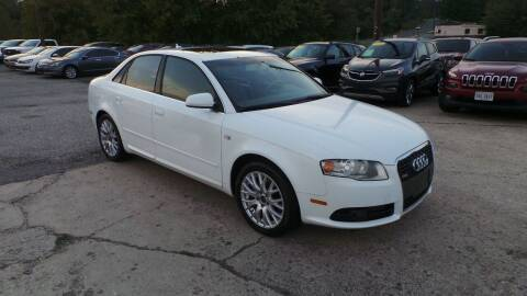 2008 Audi A4 for sale at Unlimited Auto Sales in Upper Marlboro MD