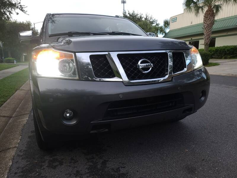 2011 Nissan Armada for sale at Monaco Motor Group in Orlando FL