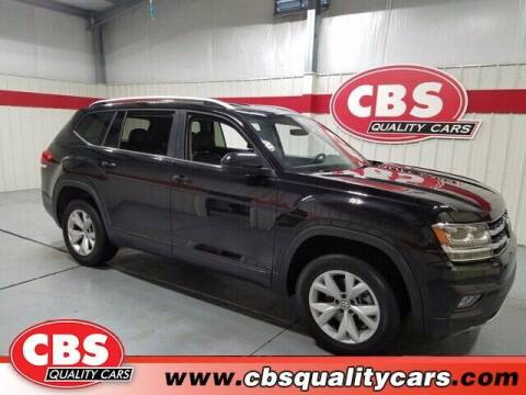 2019 Volkswagen Atlas for sale at CBS Quality Cars in Durham NC