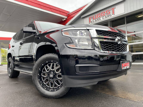 2015 Chevrolet Tahoe for sale at Furrst Class Cars LLC  - Independence Blvd. in Charlotte NC