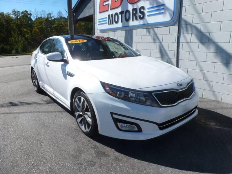 2015 Kia Optima for sale at Edge Motors in Mooresville NC