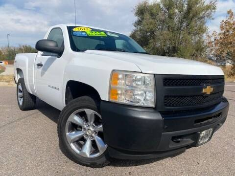 2012 Chevrolet Silverado 1500 for sale at UNITED Automotive in Denver CO