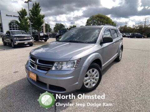 2016 Dodge Journey for sale at North Olmsted Chrysler Jeep Dodge Ram in North Olmsted OH
