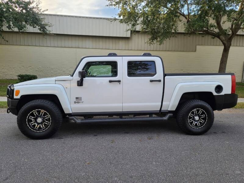 2009 HUMMER H3T for sale at Monaco Motor Group in Orlando FL