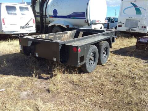 2016 DOOSAN GENERATOR CHASSIS for sale at DK Super Cars in Cheyenne WY