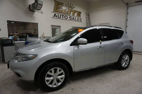 2014 Nissan Murano for sale at Elite Auto Sales in Idaho Falls ID