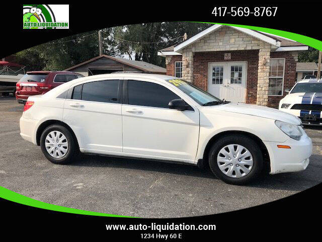 2008 Chrysler Sebring for sale at Auto Liquidation in Springfield MO