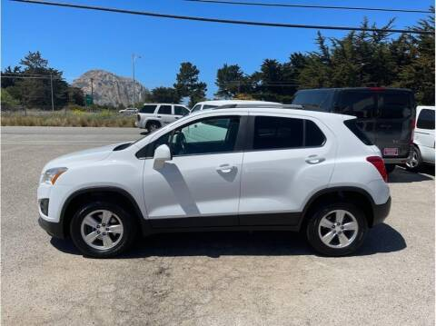 2016 Chevrolet Trax for sale at Dealers Choice Inc in Farmersville CA