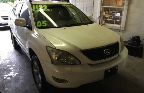 2005 Lexus RX 330 for sale at McNamara Auto Sales - Kenneth Road Lot in York PA