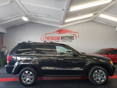 2010 Jeep Grand Cherokee for sale at Premium Motors in Villa Park IL