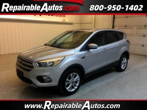 2017 Ford Escape for sale at Ken's Auto in Strasburg ND