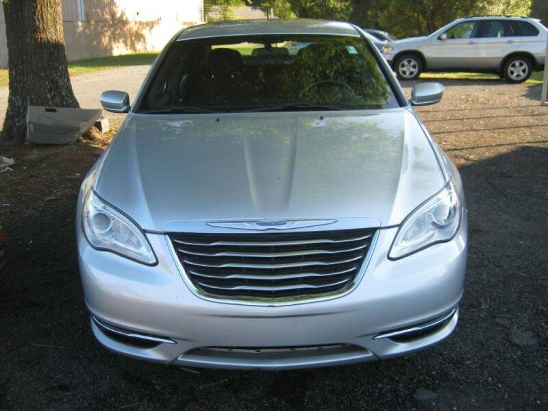 2012 Chrysler 200 for sale at Speed Auto Inc in Charlotte NC