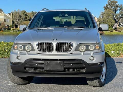 2001 BMW X5 for sale at Continental Car Sales in San Mateo CA