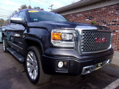 2015 GMC Sierra 1500 for sale at Certified Motorcars LLC in Franklin NH